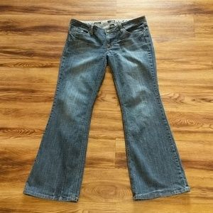 A.N.A modern fit flare jeans